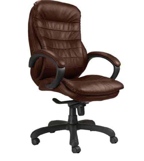 כסא מנהל מנהטן- חום