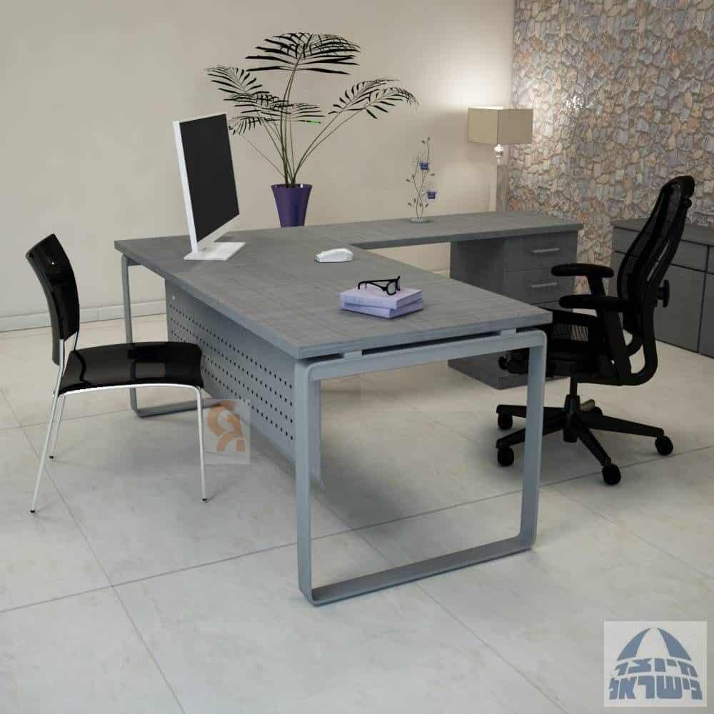 שולחן עבודה פינתי דגם נירו
