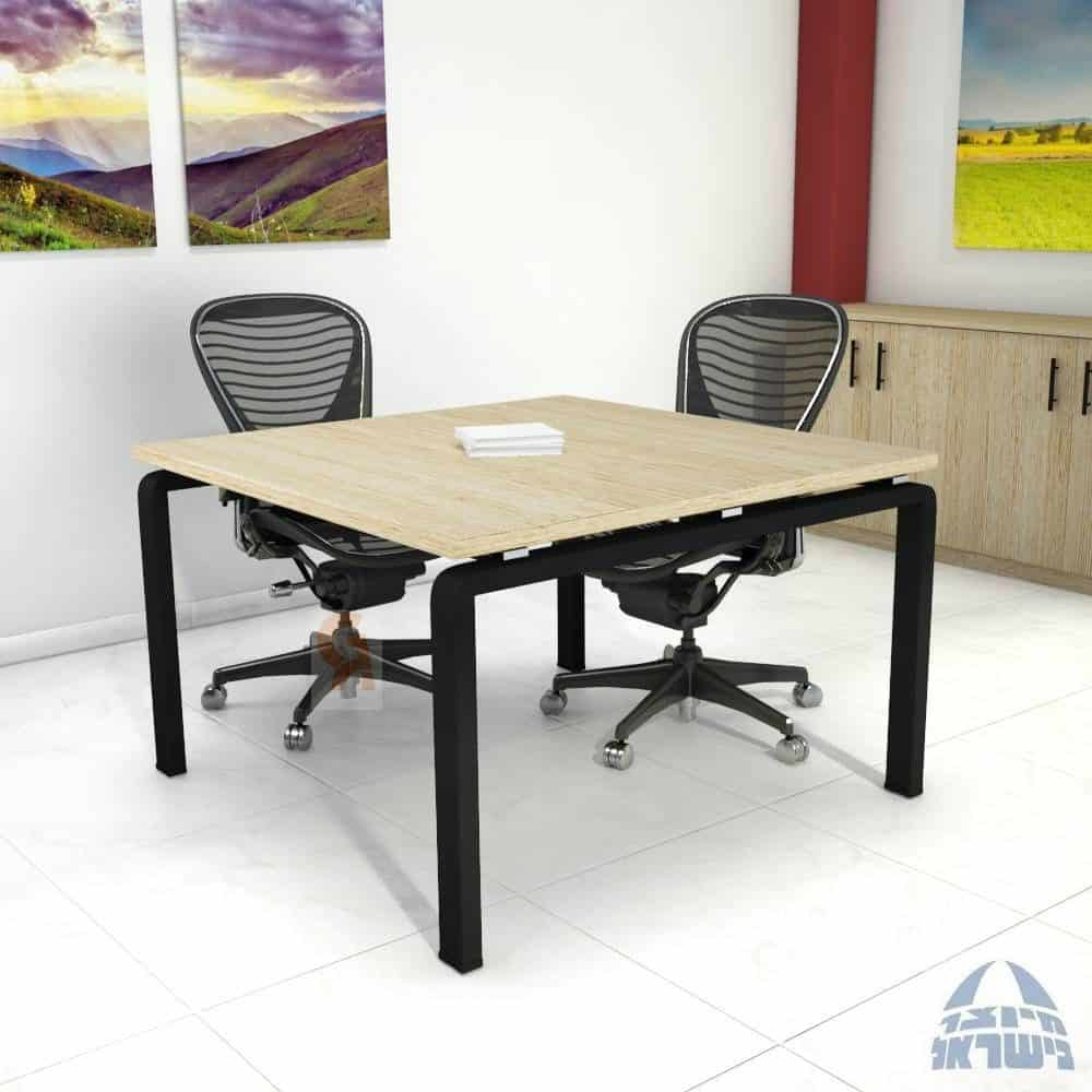 שולחן ישיבות מרובע דגם מורו