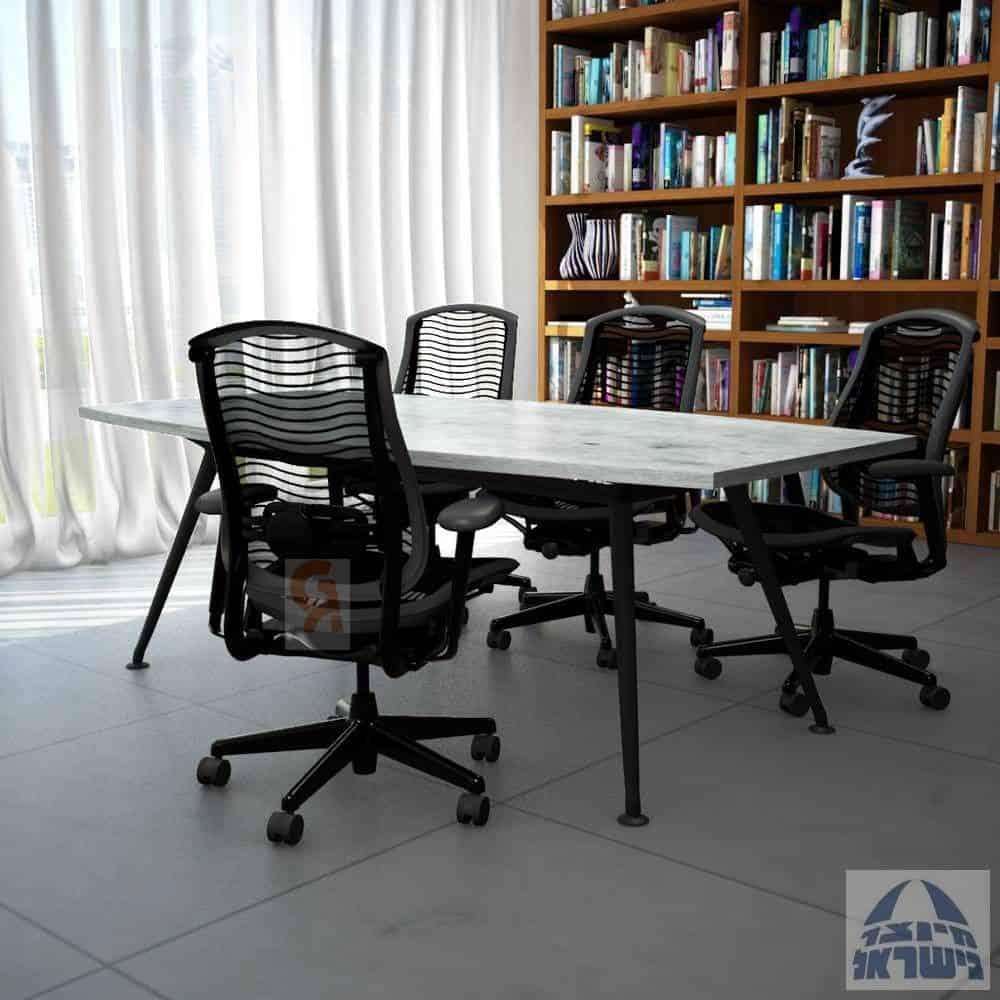שולחן ישיבות מפואר דגם ספיידר