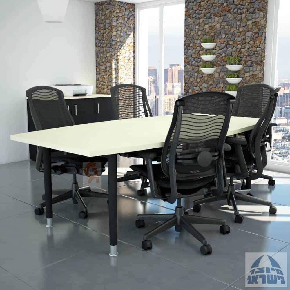 שולחן ישיבות דגם תומר במבחר צורות