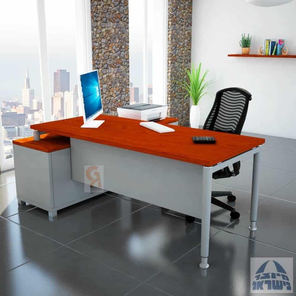 שולחן מנהלים פינתי דגם תומר