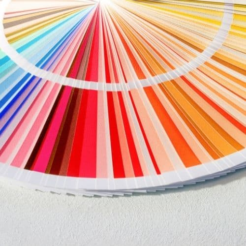קטלוג צבעים